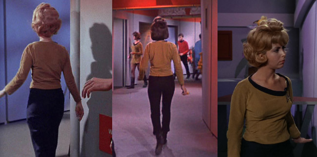 Female Command Officers & the Uniform Code | The Trek BBS